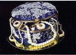 Tarta joyero jewelry box cake  sc 1 st  Pinterest & Tarta joyero jewelry box cake | Tartas | Pinterest | Amazing ... Aboutintivar.Com
