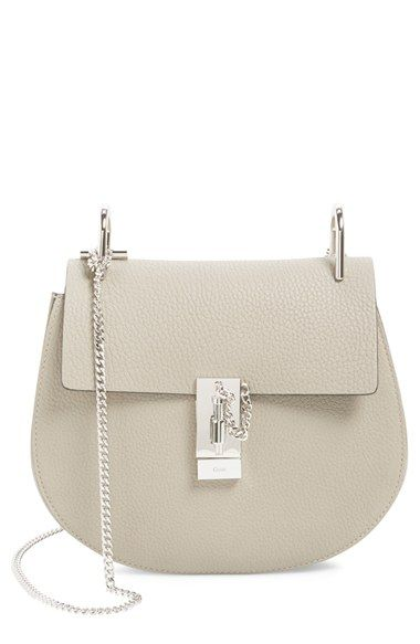 4749846a456 CHLOÉ  Small Drew  Leather Shoulder Bag.  chloé  bags  shoulder bags  lining   suede