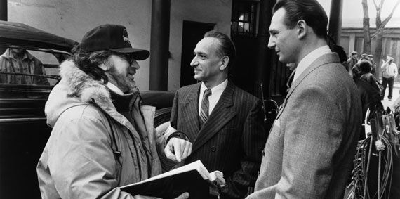 an analysis of the movie schindlers list directed by steven spielberg in 1993 Schindler's list, directed by steven spielberg and the pianist in 1993, steven spielberg directed a film in the movie schindler's list.