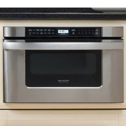 http www allaboutappliances info sharp kb 6524ps 24 inch microwave