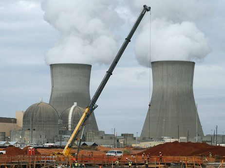 U S Government Will Back Loans For Nuclear Power Nuclear Power Science And Nature Nuclear Plant