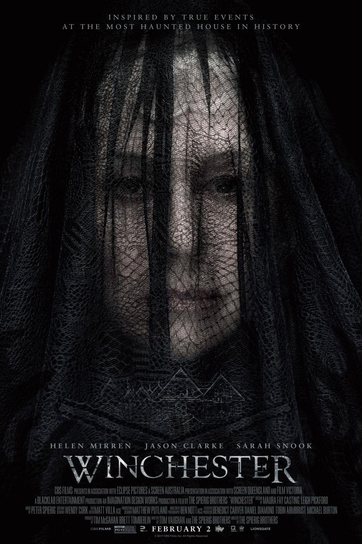Winchester Movie Poster 2 Ver Pelicula De Terror Peliculas