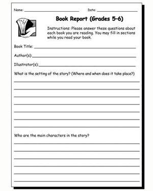 Essay report english camp