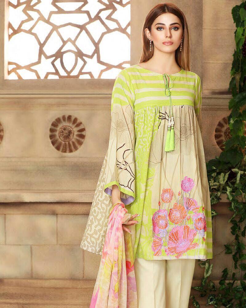 7518326d1d Charizma, Charizma Embroidered Linen Dress, Charizma Linen Replica, Master  Quality Replica, Replica, Charizma 2017, Ladies Clothing, Pakistani Ladies  ...