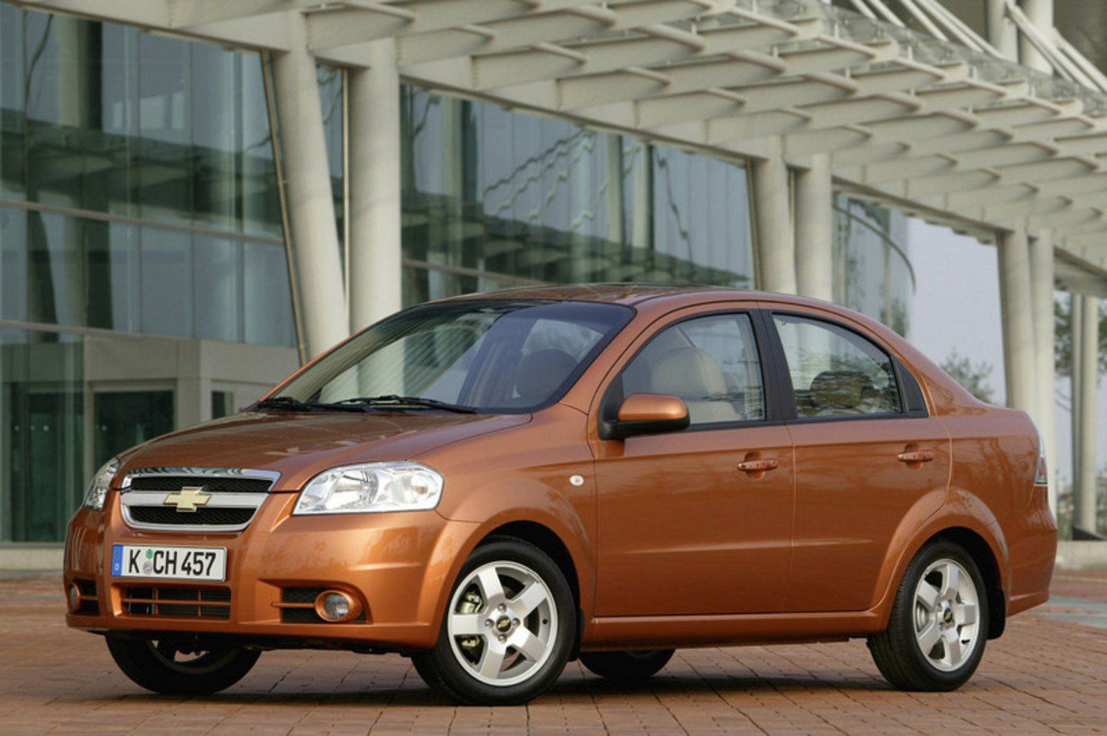 2006 Chevrolet Aveo Review Gallery Top Speed