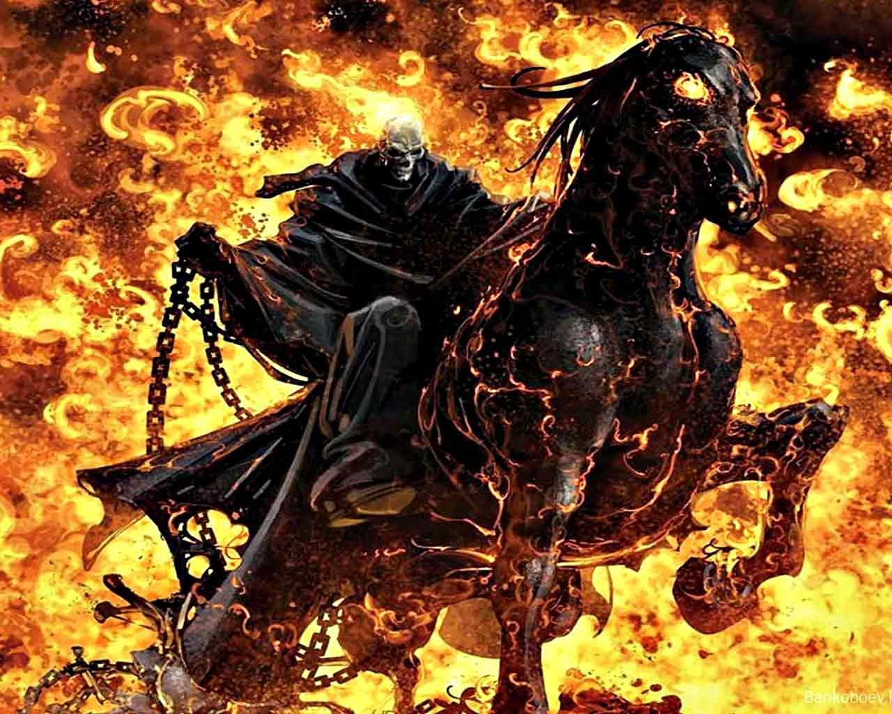 Collection Of Ghost Rider Wallpaper Free On Hdwallpapers