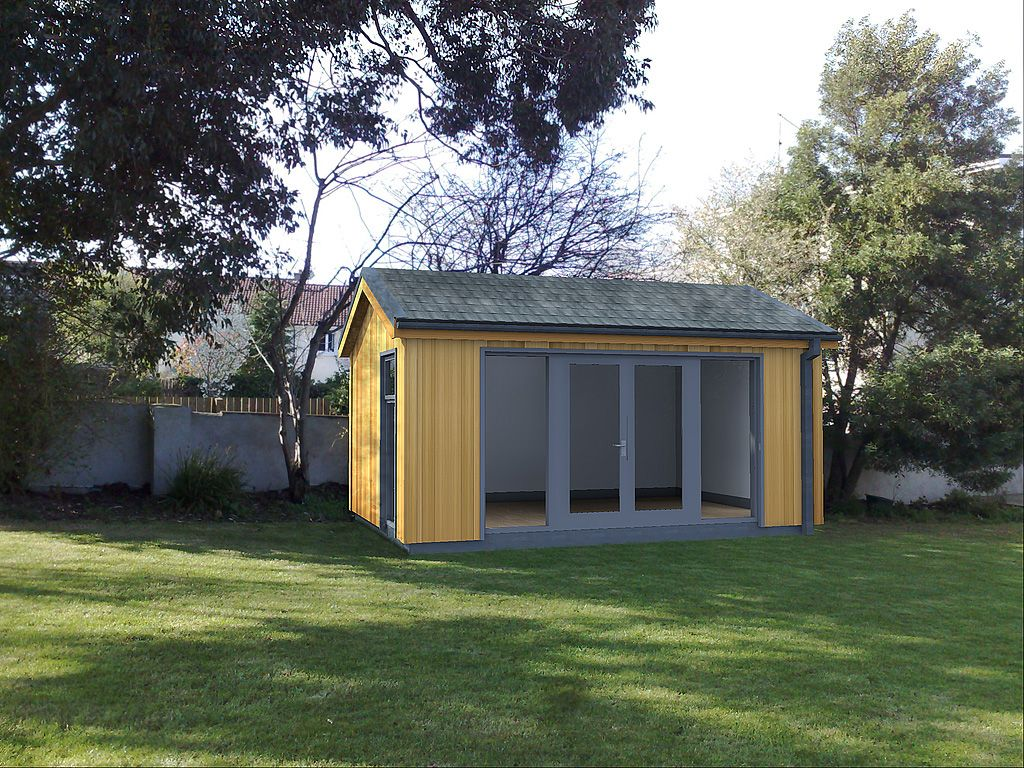 Elin Garden Office Studio | Pavillons | Pinterest | Garden Office, Studio  And Glaze