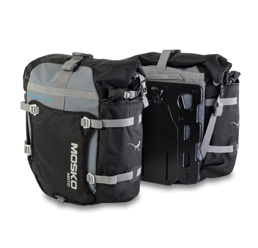 Backcountry 35l Pannier Kit V2 1 Pannier Adventure Bike Motorcycle Luggage
