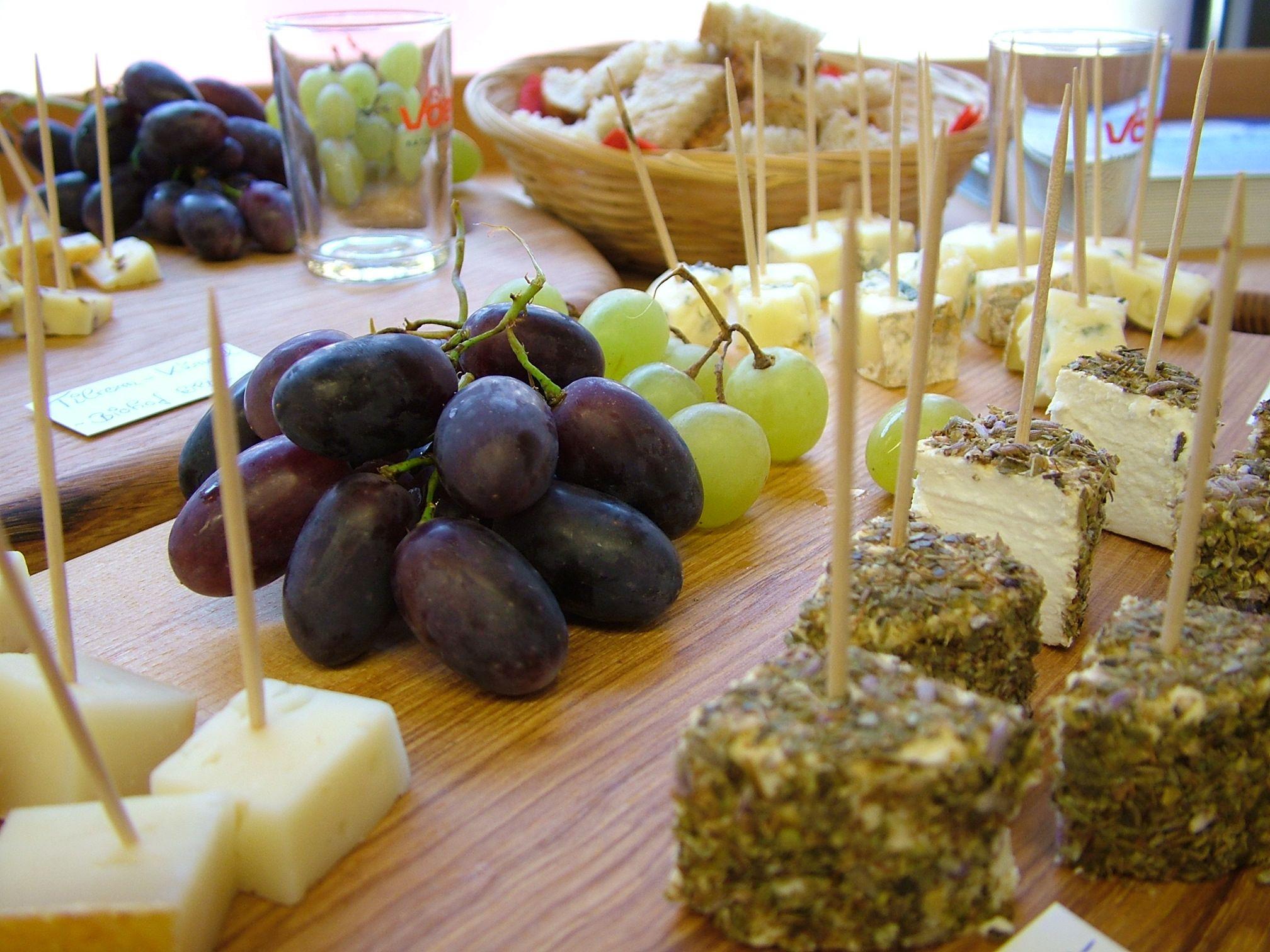 Kleine leckere Häppchen | #Hannover  #Hanover #Linden #EatTheWorld #EatTheWorldTour #FoodTour #Germany #Deutschland #Blog #FoodBlogger #Travel #Culture #Food