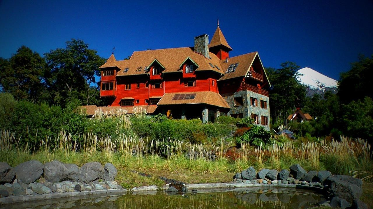 Petrohue Lodge Chile Tour