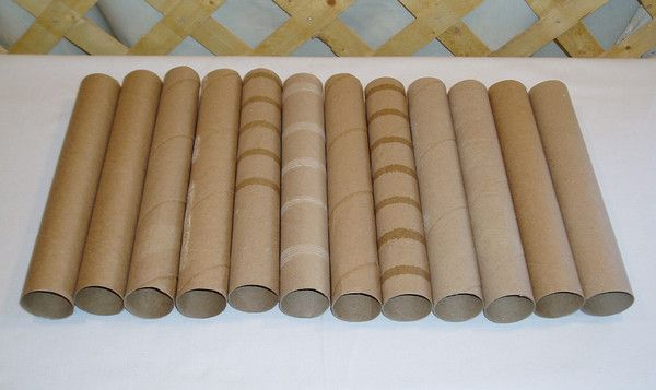 Paper Towel Tubes  1 Dozen  My Web Yard Sale is part of Paper towel tubes - 8  across tube, Length  11 , Comments saved from paper towel rolls; this set contains 12 rolls