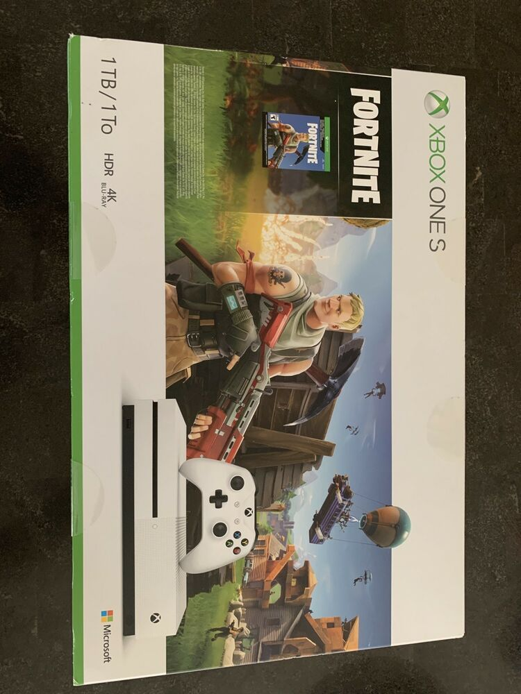 xbox one s fortnite edition 1tb hd 1mo game pass 1mo live gold - xbox one gold fortnite