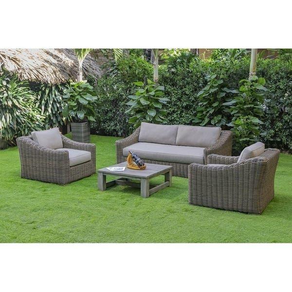Wicker Sofa, Best Deals On Outdoor Furniture Sets