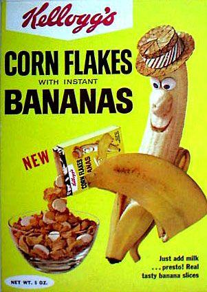 Mmmm, Instant Bananas!