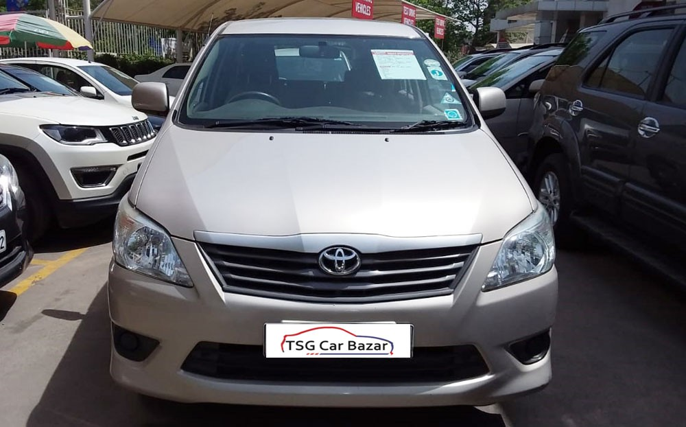 Find Toyota Innova at affordable price in Delhi NCR. Get