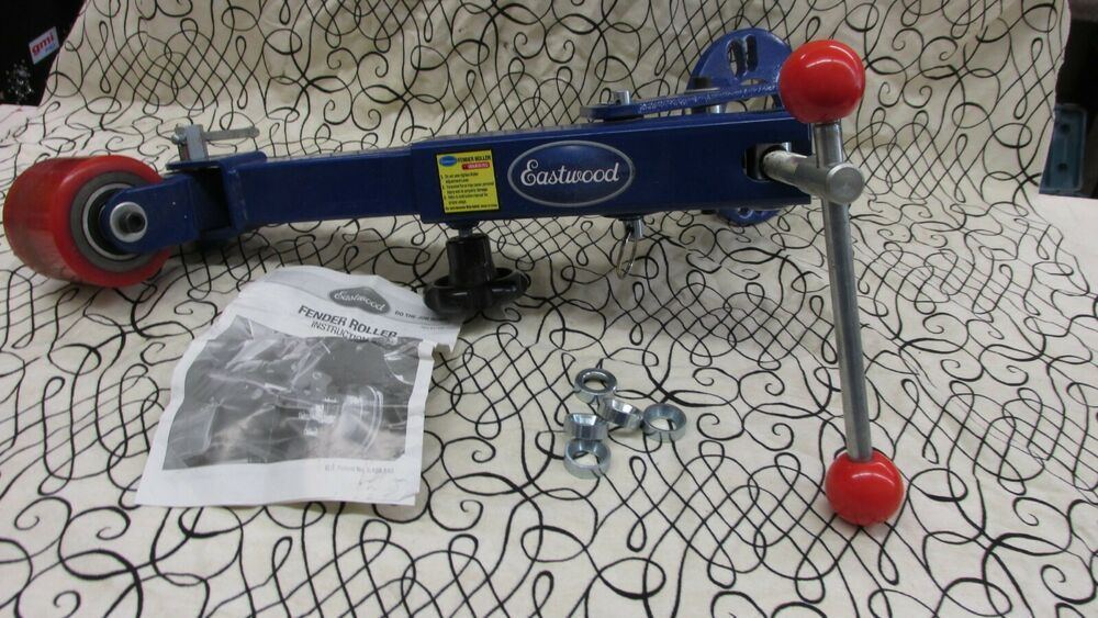 Ebay Advertisement Eastwood Fender Roller Tool 31158 W Manual With Images Buy And Sell Cars Tools For Sale Roller