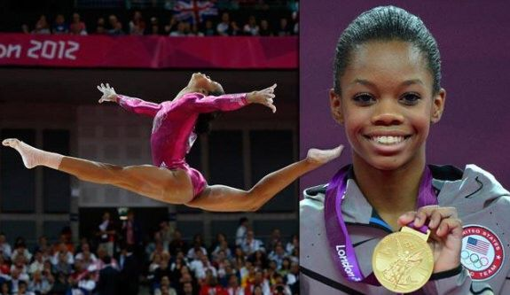 Resultado de imagem para Olympic athlete Gabby Douglas