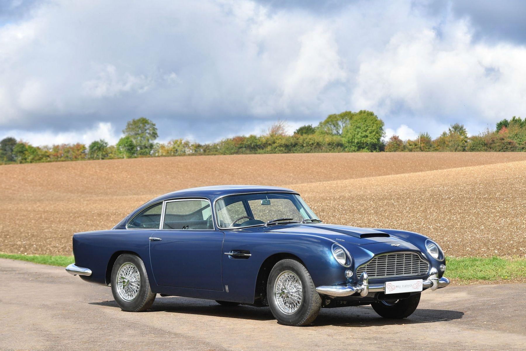 1965 aston martin db5 - vantage-spec | classic driver market | aston