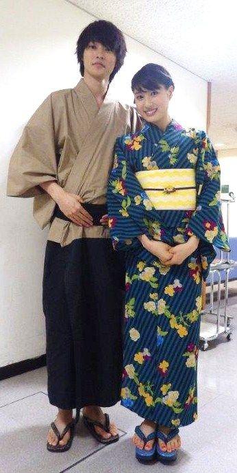 "Kento Yamazaki x Tao Tsuchiya, BTS, J Drama ""Mare"", Aug/"