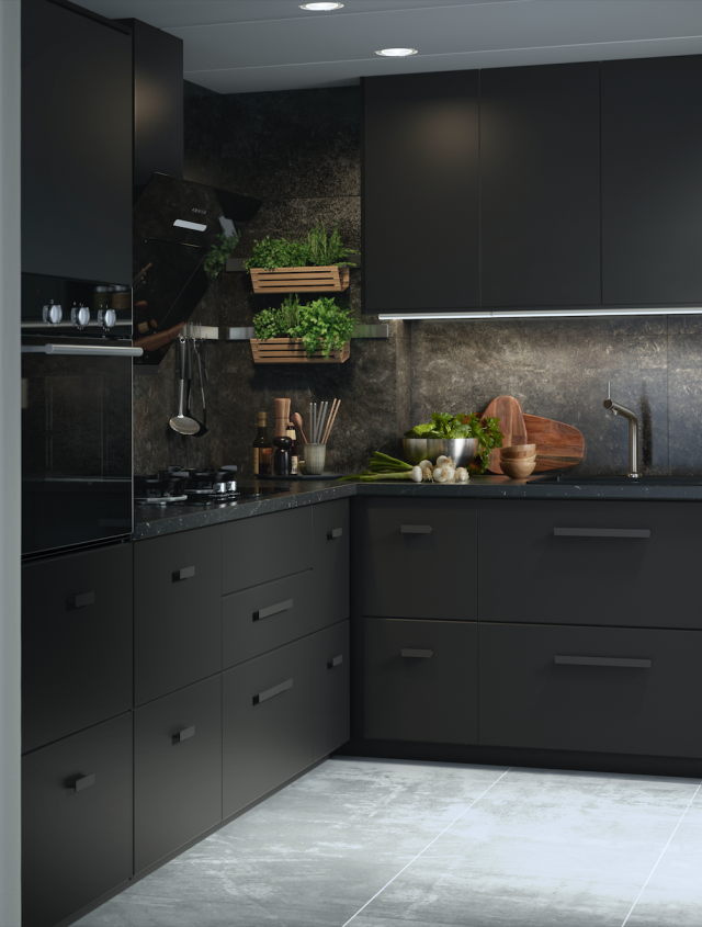 Wishlisted: Kungsbacka By Ikea (+ Discover Our Current Kitchen!)   POLIENNE