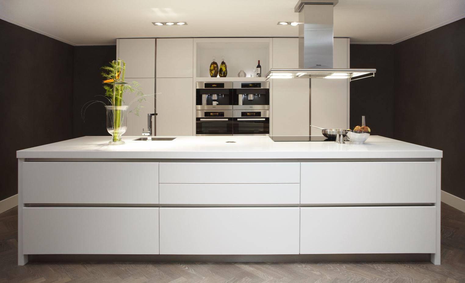 Witte Keuken Sfeer : Houdt u ook zo van de moderne keuken? wij creëren elke sfeer! www
