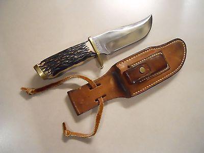Vintage Schrade Knives Uncle Henry Pro Hunter Knife 171uh