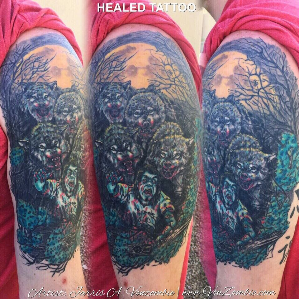 A Day to Remember Inspired Tattoo created by Jarris