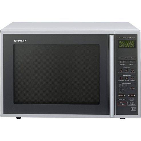Sharp R959slmaa 900w 40l Touch Control Freestanding Combi