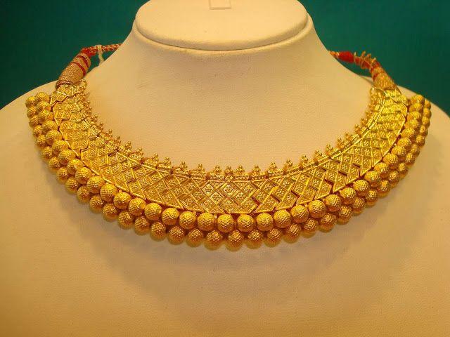 7d4c63f733e48 Maharashtrian Wedding Bridal Jewelry | Stuff to Buy | Maharashtrian ...