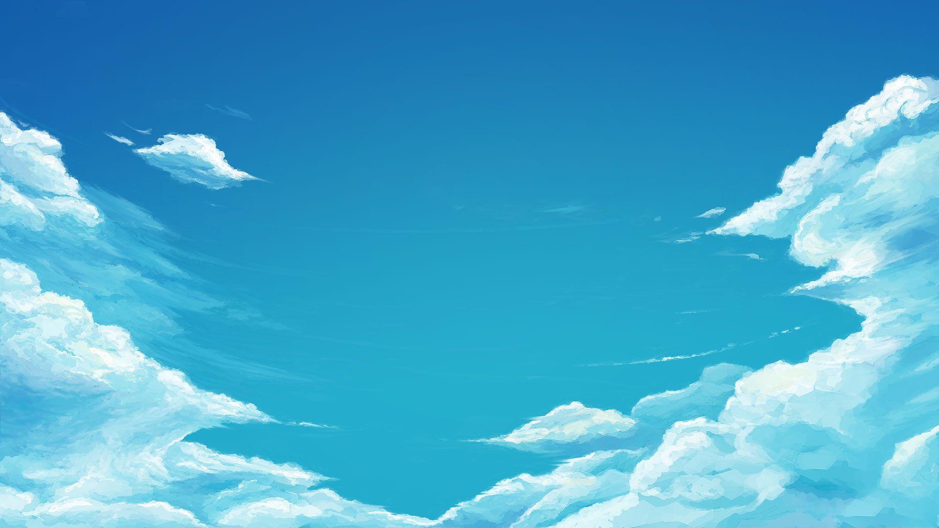 Kết quả hình ảnh cho girl in the sky Anime Scenery