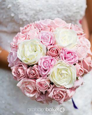 Brides Bouquet Image - South East London Kent Surrey Essex Professional Wedding Photographer - Graham Baker Photography LSWPP QGPP QGWP