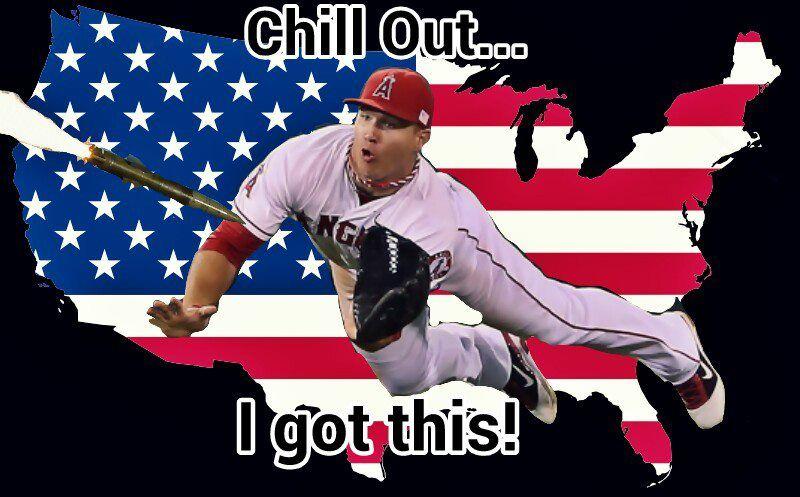 Mike Trout Meme Mike Trout Mlb Memes Sports Memes Funny Memes Baseball Memes Mlb Memes Baseball Memes Sports Memes
