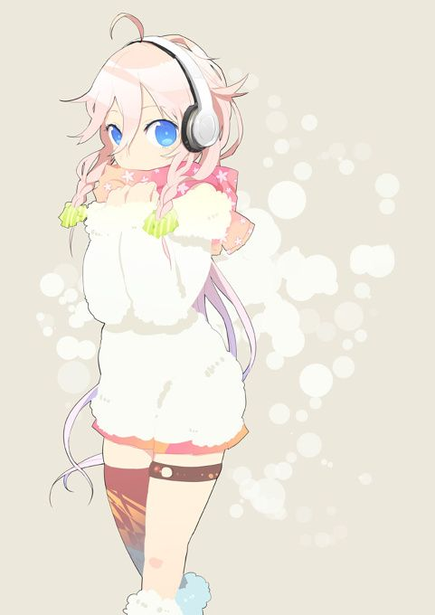IA is so cute~!
