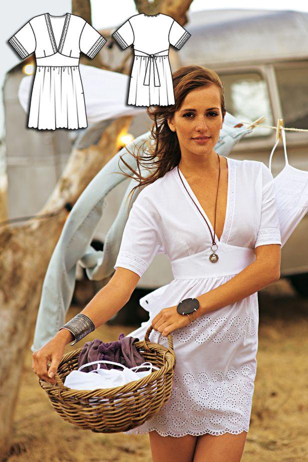 Bohemian Desert: 8 Women's Sewing Patterns | Sewing Patterns
