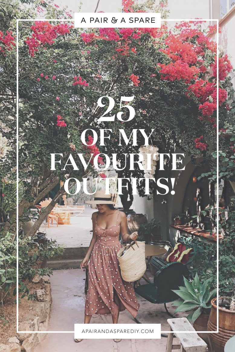 Twenty Five of My Favourite Outfits! Diy romper, Diy