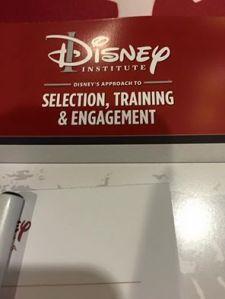 HR Tip: Disney Institute review