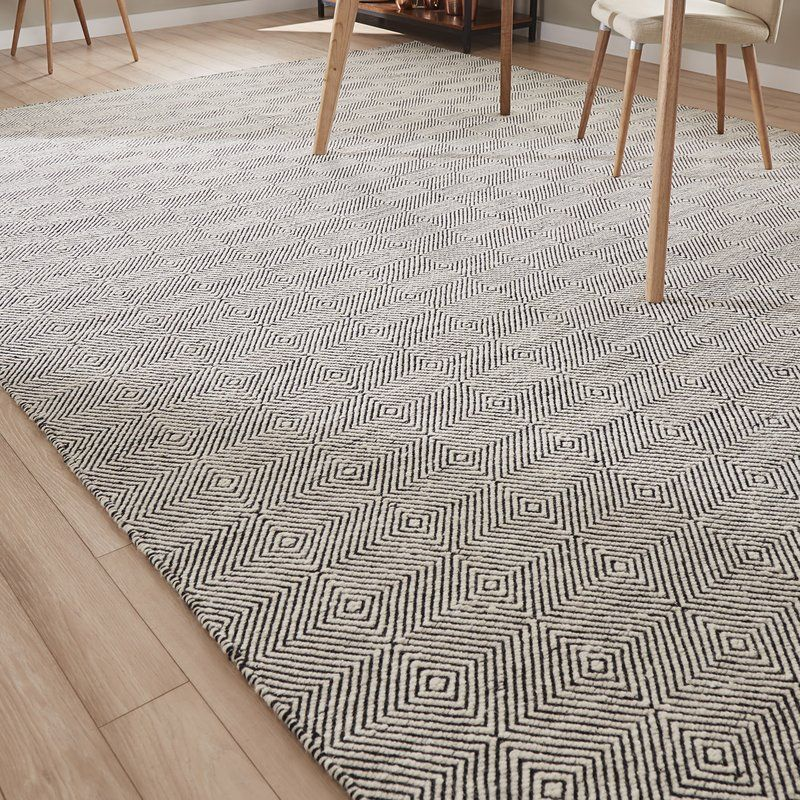 Marcelo Hand Woven Ivory Area Rug Area Rugs Rugs On Carpet Chic Area Rug