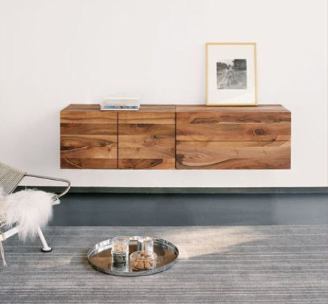 Awesome E15_mahnaz_shahnaz_1 I Want This! Floating Console