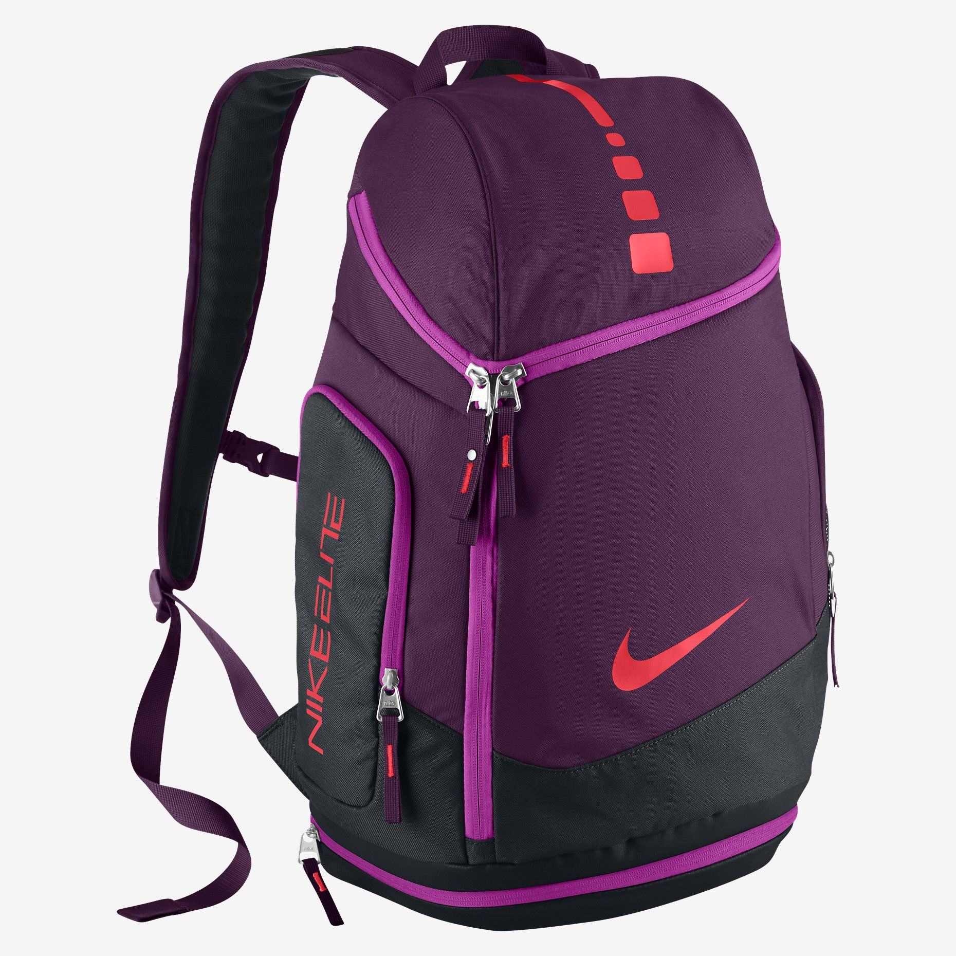 13728a78991eb Nike Hoops Elite Max Air Team Backpack. Nike.com