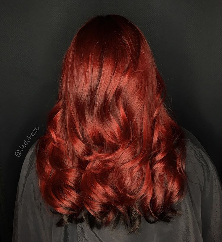 Pin On Red Copper Hair