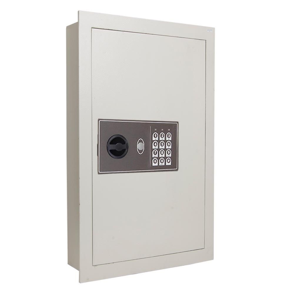 This electronic digital flat panel wall Safe is perfect