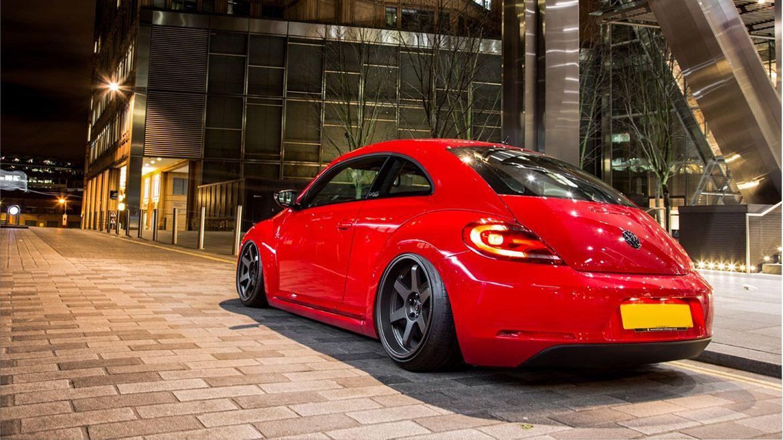 Volkswagen Beetle Turbo (20122014) Air Suspension Air