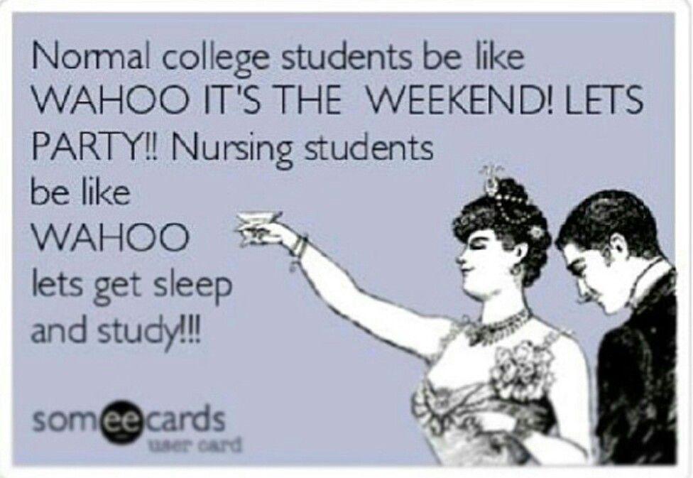 How Nurses View Themselves Nursing School Humor Nursing School