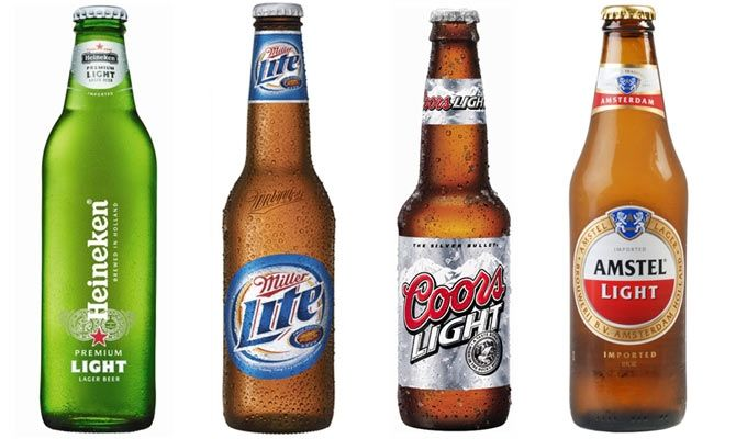 The 6 Worst Light Beers Beer Beer Tasting Light Beer