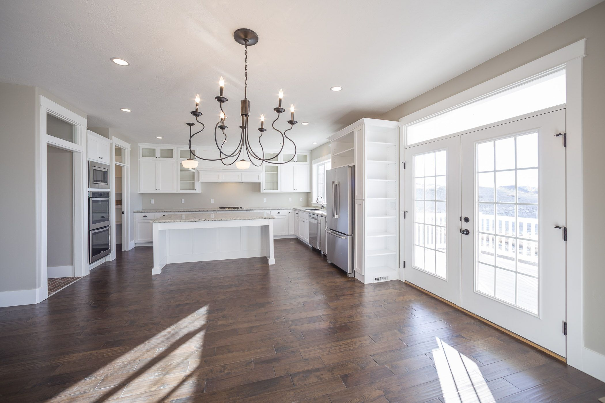 Utah\'s Best Custom Home Builder | SweetWater Utah | Kitchen | Pinterest