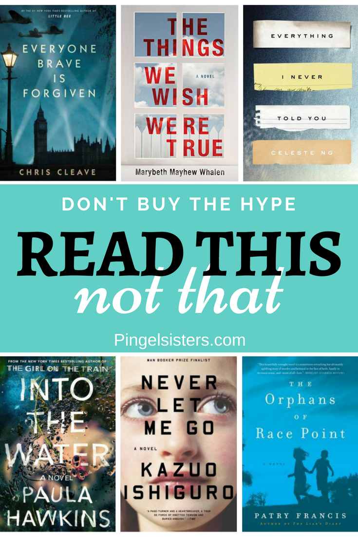 Bestsellers Libros Don T Buy The Hype Read This Not That Read This Book