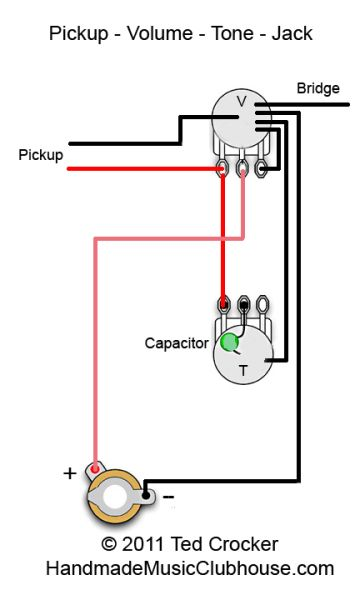 tone pot wiring diagram best set up for 1 single coil, 1 vol and 1 tone - google ... #9