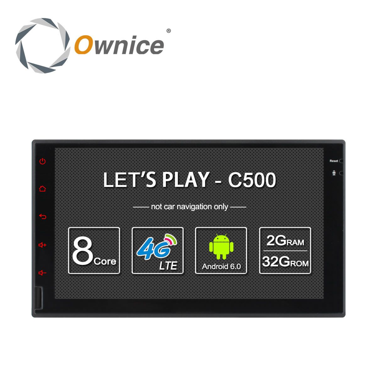 Car toys logo  Ownice C Octa  Core Android  G RAM GB ROM Support G LTE