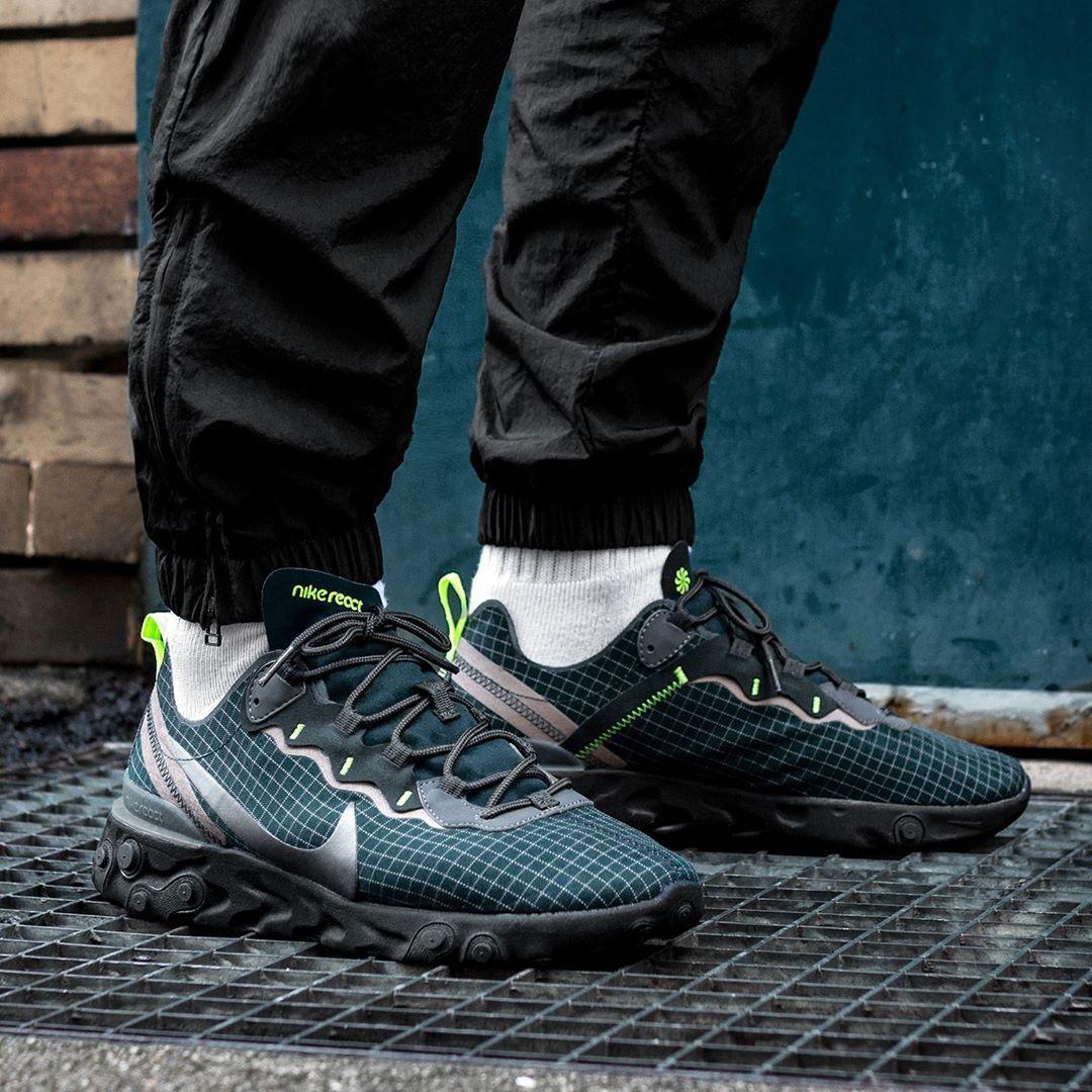 "67df3553b39b unstablefragments2:""React Element 55 'Grid' (via asphaltgold_sneakerstore)"" Running  Shoes"