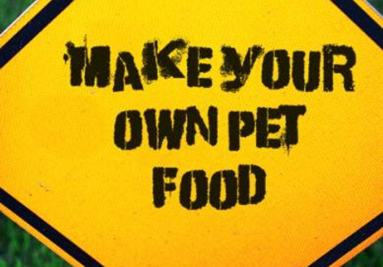 $5 Yeeeha! show you How to Make your own PET food.  http://fiverr.com/bestofferings/show-you-how-to-make-your-own-pet-food